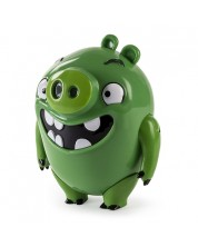 Figurina de actiune Spin master Angry Birds - The Pig, verde