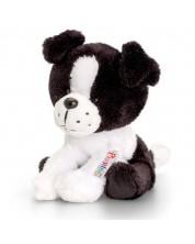 Jucarie de plus Keel Toys Pippins - Border Collie, 14 cm