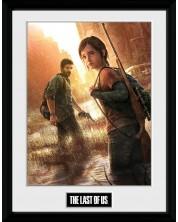 Poster cu rama GB eye Games: The Last of Us - Key Art