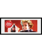 Poster cu rama GB eye Games: Fallout - Nuka Cola