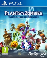Plants vs. Zombies: Battle for Neighborville (PS4)