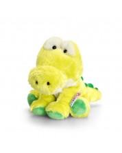 Jucarie de plus Keel Toys Pippins - Crocodil, 14 cm