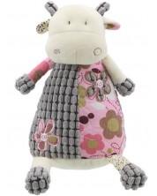 Jucarie de plus The Puppet Company Wilberry Friends - Vacuta, 31 cm
