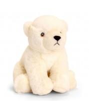 Jucarie de plus Keel Toys Eco - Urs polar, 25 cm