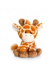 Jucarie de plus Keel Toys Pippins - Girafa, 14 cm