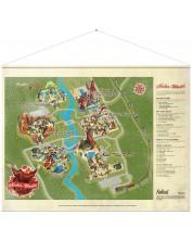 Mapa Gaya Games: Fallout - Nuka World Map