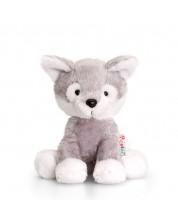Jucarie de plus Keel Toys Pippins - Husky,  14 cm