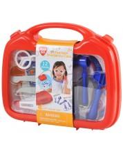 Set de joaca PlayGo - Trusa cu accesorii medicale  -1