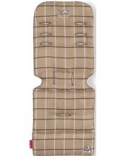 MACLAREN HUSA TEXTILA REVERSIBILA UNIVERSAL SEAT LINERS  ALBERT THURSTON CAROURI BEJ/ MARO -1