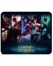 Mouse pad ABYstyle Games: League of Legends - Champions