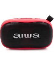 Boxa portabila Aiwa - BS-110RD, rosie