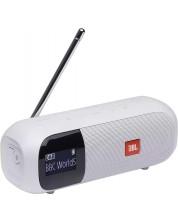 Boxa radio portabila JBL - Tuner 2, alba