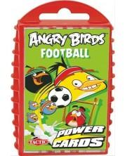Joc cu carti pentru copii Tactic - Angry Birds, fotbal