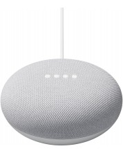 Boxa portabila Google - Nest Mini, alba