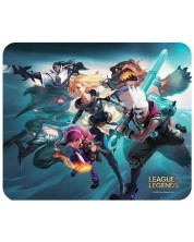 Mouse pad ABYstyle Games: League of Legends - Team