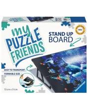 Stand Ravensburger  pentru aranjarea puzzle-urilor de pana la 1000 de piese