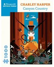 Puzzle Pomegranate de 1000 piese - Canyon, Charlie Harper -1