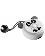 Boxa portabila Cellularline - MS Shower, panda, alba