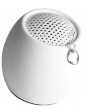 Boxa portabila  Boompods - Zero Speaker, alba