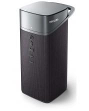 Boxa portabila Philips - TAS3505/00, impermeabila, gri