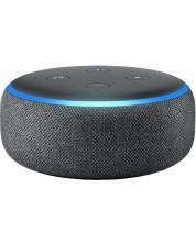 Boxa portabila Amazon - Echo Dot 3, Alexa, neagra