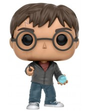 Figurina Funko Pop! Movies: Harry Potter - Harry Potter with Prophecy, #32