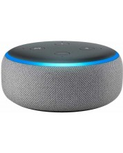 Boxa portabila Amazon - Echo Dot 3, Alexa, gri