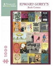 Puzzle Pomegranate de 1000 piese - Copertile carții lui Edward Gorey -1