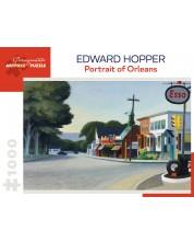 Puzzle Pomegranate de 1000 piese - Portretul Orleansului, Edward Hopper