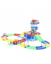 Set Polesie Toys - Pista aeroport -1