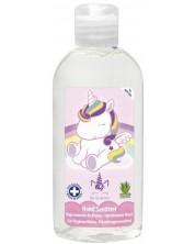 Gel antibacterian Air Val - Unicorn, 100 ml -1
