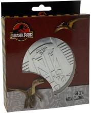 Suport pentru cani FaNaTtiK Movies: Jurassic Park - Metal Art