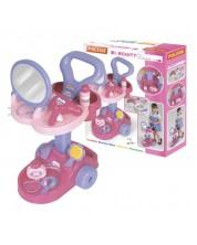 Set Polesie Toys - Salon mobil de frumusete -1