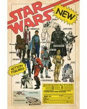 Poster maxi Pyramid - Star Wars (Action Figures)
