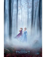 Poster maxi Pyramid - Frozen 2 (Woods)