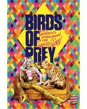 Poster maxi Pyramid - Birds Of Prey (Harley's Hyena)
