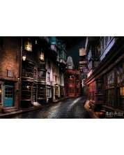 Poster maxi Pyramid - Harry Potter, Diagon Alley