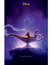 Poster maxi Pyramid - Aladdin (Choose Wisley)