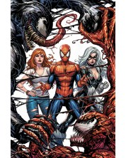 Poster maxi Pyramid - Venom (Venom and Carnage fight)