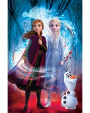 Poster maxi Pyramid - Frozen 2 (Guided Spirit)