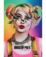 Poster maxi Pyramid DC Comics: Birds of Prey - Seeing Star
