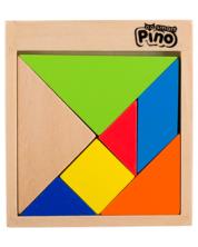 Joc pentru copii Pino Toys - Tangram -1