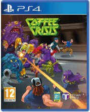 PS4 Coffee Crisis - Special Edition