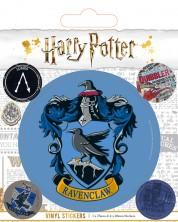 Stickere Pyramid - Harry Potter: Ravenclaw