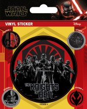 Stickere Pyramid - Star Wars: The Rise of Skywalker (The Knights Of Ren)