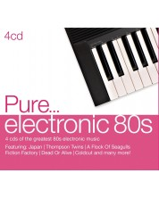 Various Artists - Pure... Electronic 80S (4 CD)