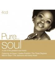 Various Artist- Pure... Soul (4 CD)