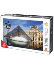 Puzzle Deico Games de 1000 piese - France, Louvre