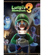 Poster maxi Pyramid - Luigi's Mansion 3 (You're in for a Fright)