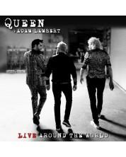 Queen, Adam Lambert - Live Around The World (CD)